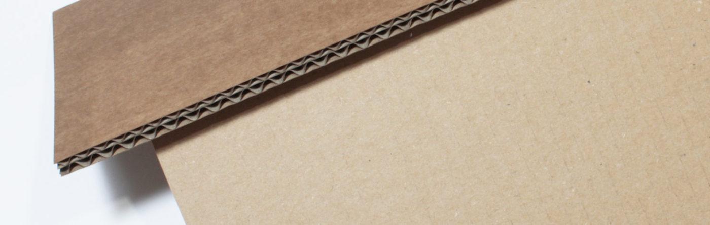 cardboard laser cutting