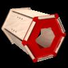 ESA Lounge Faggio Red Side